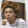 Tsuyoshi [serious business]