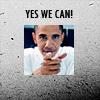 Meegan: obama yes we can