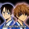 Watanuki: one and the same