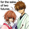 syaoran: for the sake of two futures