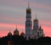 Закат над Кремлем
