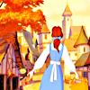belle in town
