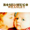 """credit: <lj user= """"hunter-weasley"""">, Hugo Weasley, Rose Weasley"""