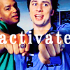 scrubs; jd&turk; activate