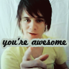 i tend to like gummy bears: you're awesome
