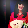 Emily with bear