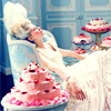 {marie antionette} let them eat cake