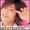 KAT-TUN//Akanishi Jin - adorkable
