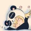Vincent - Panda Sleepy