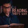 Doctor Who - Reading That's Sexy