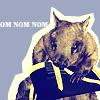 Aubreyad - wombat nom