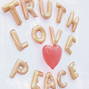 Truth Love and Peace