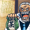 Mentally Unstable Mind of Bo-- ♥☆: Tea - One Piece