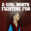 a girl worth fighting for