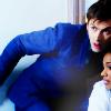 harder, harder, hardest; i am the artist: dr who -- handy/ten&martha | blue suit l
