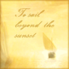 LotR: To Sail Beyond The Sunset