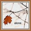осень, кленовый лист