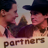 Amy Cooper: Twin Peaks: Partners