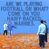 TV - Friends - Football