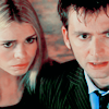 doctor/rose unhappy, suffering
