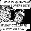 gwalla: quantum superstate