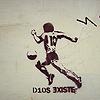 football / god is a just god