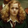 hermione hair