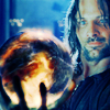 LotR: Aragorn: mastering the palantir