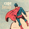 Superman - Cape Fetish