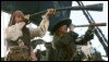 Barbossa wonders what Jack's compensatin