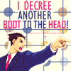 moon_watcher99: Boot to the Head!