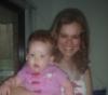 Briana and Aunty Tara