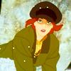 Janey: (Anastasia) Anya in snow