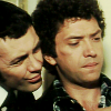 Bodie/Doyle looking over shoulder