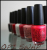 OPI Nail Polishes Swaping and trading