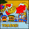 Grinch Trains
