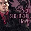 Ianto you shouldnt have