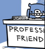 Professional Friend