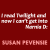 Constant Reader: Twilight - Susan