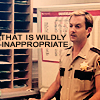Reno 911 - wildly inappropriate