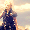 Cloud Strife: Glasses