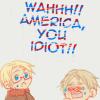 Axis Powers Hetalia - America no BAKA