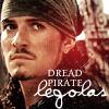dread pirate legolas