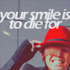 smile to die for