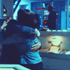 """you can call me flower if you want to"": CIC hugs are the best hugs"