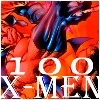 X-Men 100 words Drabble Challenge Community