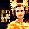 brewsternorth: dignity always dignity
