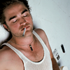 dragonsangel68: TW - Rob smoking