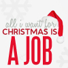 all i want for christmas is a job