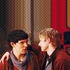 Campaspe: Merlin \\ Merlin&Arthur; hug